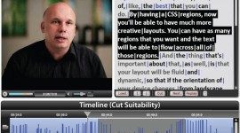 Tools for Placing Cuts and Transitions in Interview Video, SIGGRAPH 2012